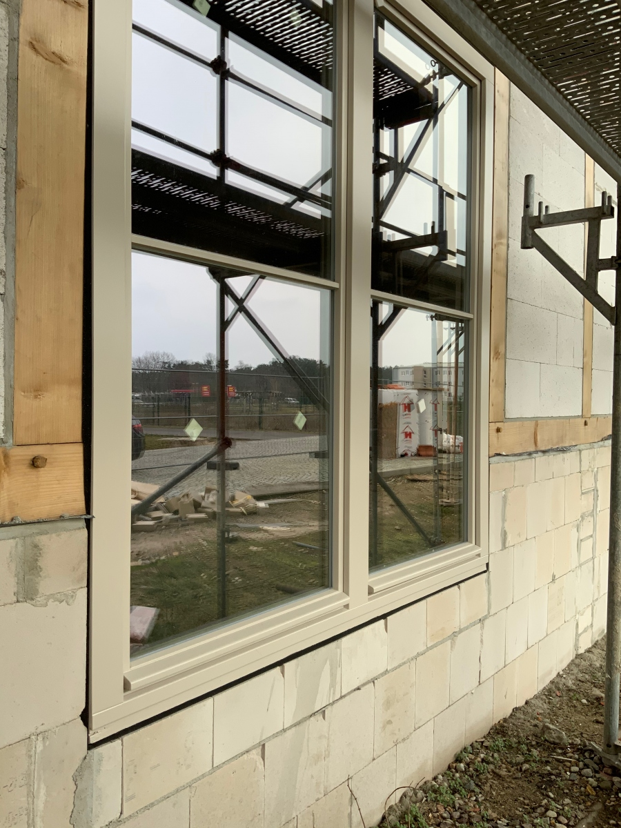 Außenansicht-Fenster